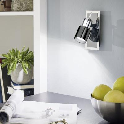 Levné Stropní svítidla: LED bodové svítidlo DAVIDA 1, černé