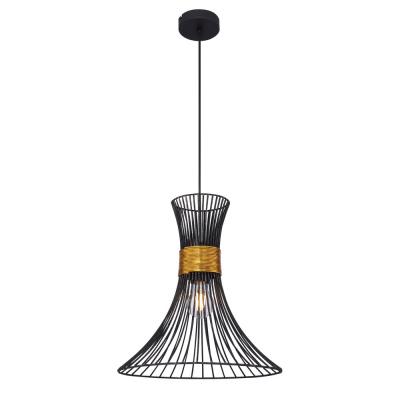 Levné Lustry a závěsná svítidla: Designový závěsný lustr na tyči PURRA