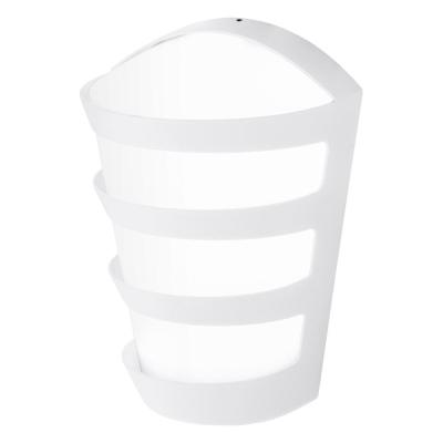Levné Venkovní LED světla: Venkovní LED nástěnné osvětlení PASAIA, bílé