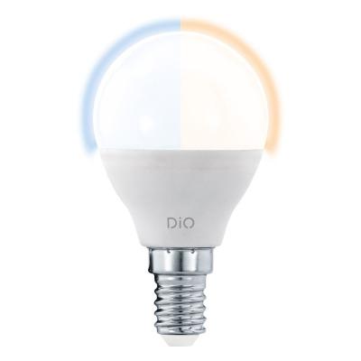 Levné LED žárovky: Stmívatelná LED žárovka, E14, P45, 5W