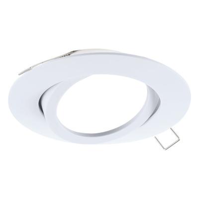Levné Stropní svítidla: Zápustné svítidlo TEDO, bílé
