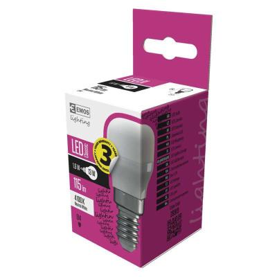 Levné Žárovky a zářivky: LED žárovka do lednice 1,6W, E14