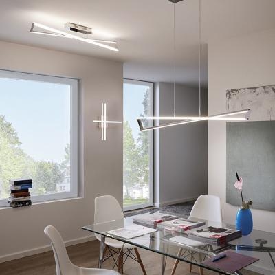 Levné Lustry a závěsná svítidla: LED závěsný lustr do kuchyně AGRELA