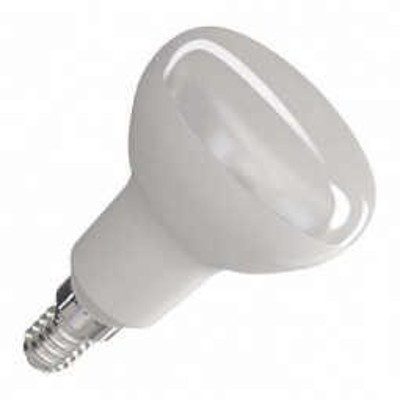 Levné Žárovky a zářivky: LED žárovka, E14, 6W, studená bílá