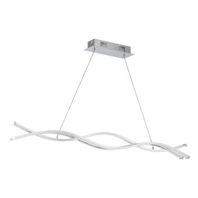 Levné Lustry a závěsná svítidla: LED lustr nad jídelní stůl LASANA 2