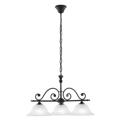 Levné Lustry a závěsná svítidla: Rustikální lustr na řetězu MURCIA