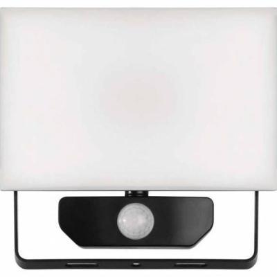 Levné Reflektory: LED reflektor s pohybovým čidlem TAMBO, 20W, 1600lm, 4000K, IP54