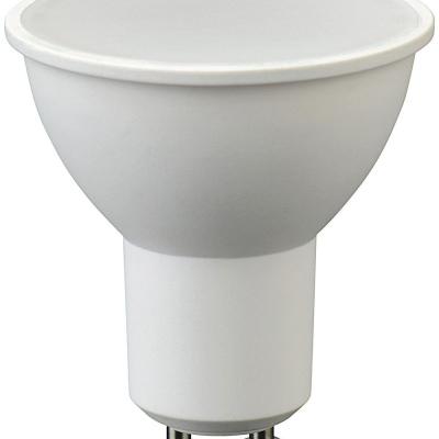 Levné LED diodové žárovky: LED žárovka, GU10, 7W, teplá bílá