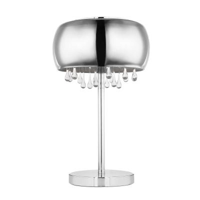 Levné Osvětlení do obývacího pokoje: Designová stolní lampa KALLA