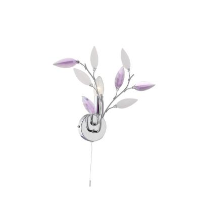Levné Nástěnná svítidla: Nástěnné designové svítidlo GIULIETTA