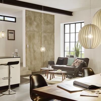 Levné Lustry a závěsná svítidla: Závěsné stropní svítidlo COSSANO, bílé