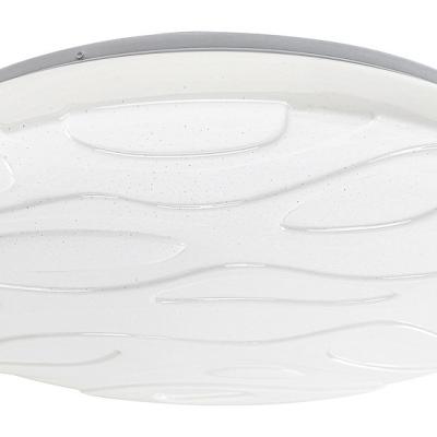 Levné Stropní svítidla: Modení stropní LED osvětlení MASON, 24W, 3000K-6500K, 43cm, kulaté