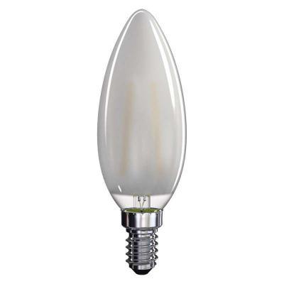 Levné Žárovky a zářivky: LED žárovka FLM CANDLE 4W, E14