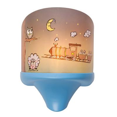 Levné Nástěnná svítidla s vypínačem: Dětská nástěnná lampa SHEPHERD