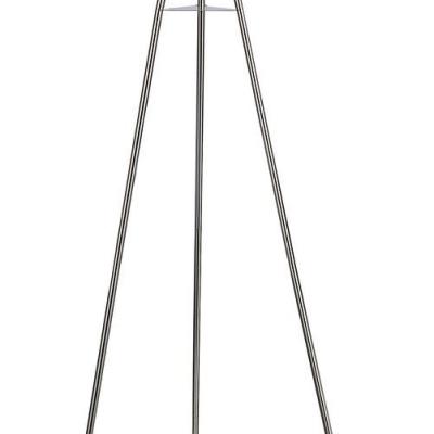 Levné Stojací lampy: Stojací moderní lampa trojnožka BASIL