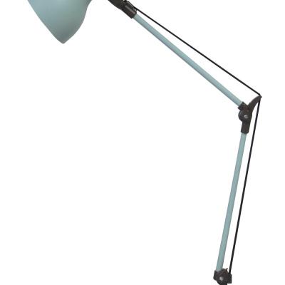 Levné Lampy a lampičky: Stolní pracovní lampa CARTER, modrá