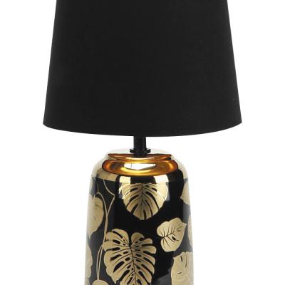 Levné Lampy a lampičky: Stolní moderní lampa SONAL, černá