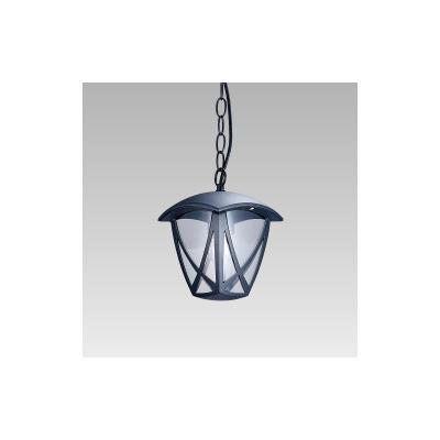 Levné Venkovní osvětlení: Venkovní závěsné osvětlení SPLIT, černé