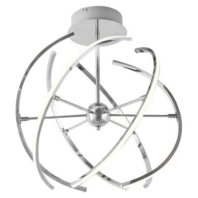 Levné Stropní svítidla: moderní závěsný LED lustr ALYSON