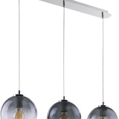 Levné Lustry a závěsná svítidla: Závěsné osvětlení nad jídelní stůl CIRILLO