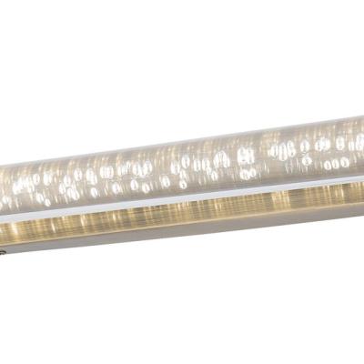 Levné Osvětlení do koupelny: Koupelnové nástěnné LED svítidlo ABBEY, bronz