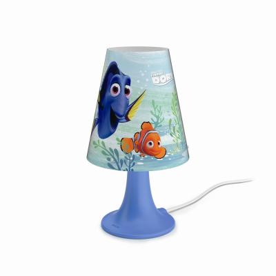 Levné Dětské stolní lampičky: Stolní LED lampička do dětského pokoje Disney HLEDÁ SE DORY