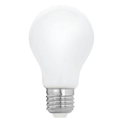 Levné Žárovky a zářivky: LED žárovka A60, E27, 8 W, teplá bílá (opálová)