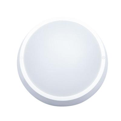 Levné Venkovní LED světla: Solight LED venkovní nástěnné / stropní osvětlení, 22cm, bílé