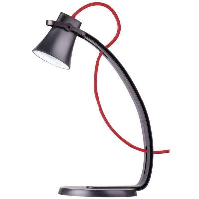 Levné Lampy a lampičky: LED stolní lampička George, černá