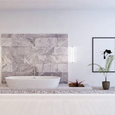 Levné Nástěnná LED svítidla: Zrcadlové svítidlo MELATO