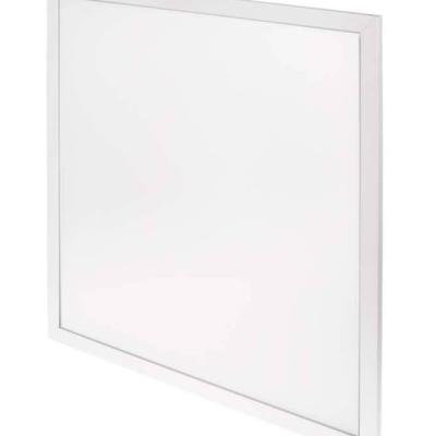 Levné Venkovní LED světla: Zápustný LED panel, 60×60cm, čtvercový, bílý, 40W, neutrální bílá, IP65