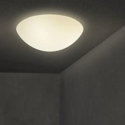 Levné Stropní svítidla: Nástěnné / stropní osvětlení do koupelny TWIST, 1xE27, 60W, 30cm, kulaté, IP44