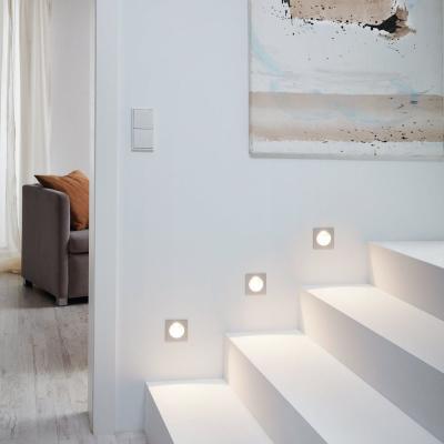 Levné Stropní svítidla: Schodišťové zápustné LED svítidlo ZARATE