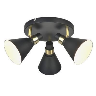 Levné Stropní svítidla: Stropní bodové osvětlení BIAGIO, 3 x 40W