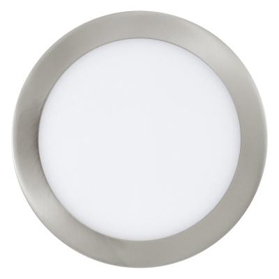 Levné Stropní svítidla: Stropní zápustné LED světlo FUEVA 1, kulaté