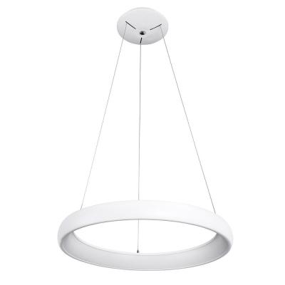 Levné Lustry a závěsná svítidla: LED závěsné svítidlo ALESSIA, bílé, 50W