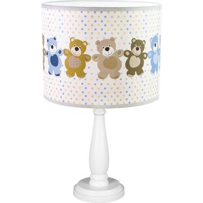 Levné Dětské lampičky: Stolní dětská lampička TINA2, medvídci