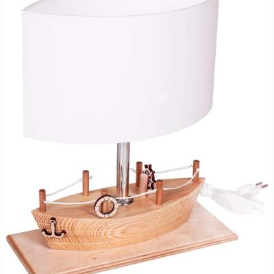 Levné Dětské stolní lampičky: Stolní dětská lampička BOAT