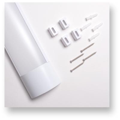 Levné LED zářivková svítidla: LED svítidlo pod kuchyňskou linku, 20W, bílé