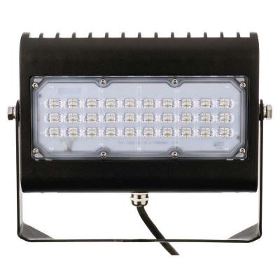 Levné LED halogeny (reflektory): LED reflektor PROFI PLUS 50W neutrální bílá, černý