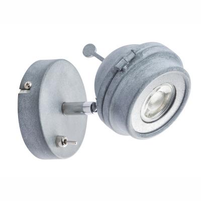 Levné Nástěnná svítidla s vypínačem: LED nástěnné bodové osvětlení s vypínačem MYCAH