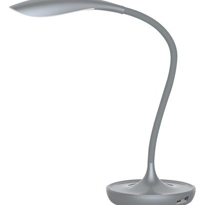 Levné Lampy a lampičky: Stolní LED lampa na pracovní stůl BELMONT, zlatá