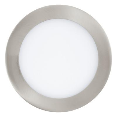 Levné Stropní svítidla: Stropní zápustné LED svítidlo FUEVA 1, kulaté