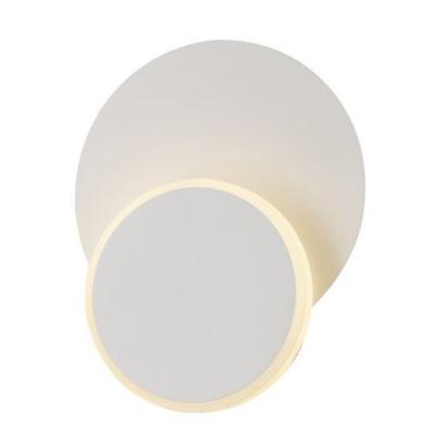Levné Stropní svítidla: LED stropní / nástěnné moderní osvětlení SENATO, kulaté, bílé