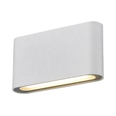 Levné Venkovní stropní svítidla: Venkovní LED stropní svítidlo RICKY, bílé, 10W