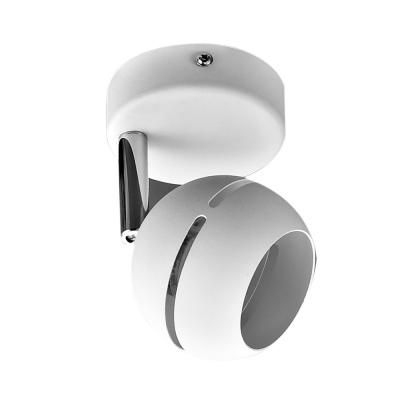 Levné Stropní svítidla: LED bodové osvětlení ANITA, bílé, 5W