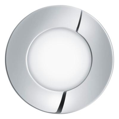 Levné Stropní svítidla: Zápustné koupelnové LED svítidlo FUEVA 1, kulaté