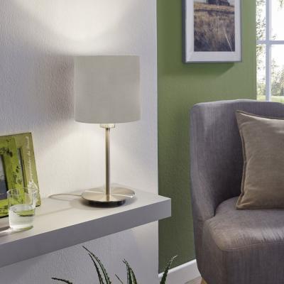 Levné Lampy a lampičky: Stolní svítidlo PASTERI, šedohnědé