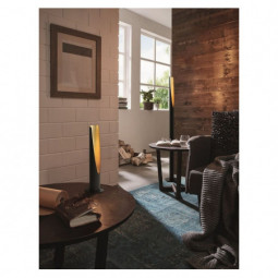 Levné Lampy a lampičky: Moderní stolní LED osvětlení BARBOTTO, černé