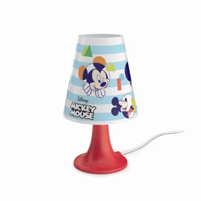 Levné Dětské stolní lampičky: Stolní LED lampička do dětského pokoje Disney MICKEY MOUSE